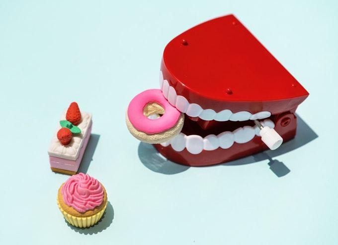 歯科矯正中でも食べやすいもの