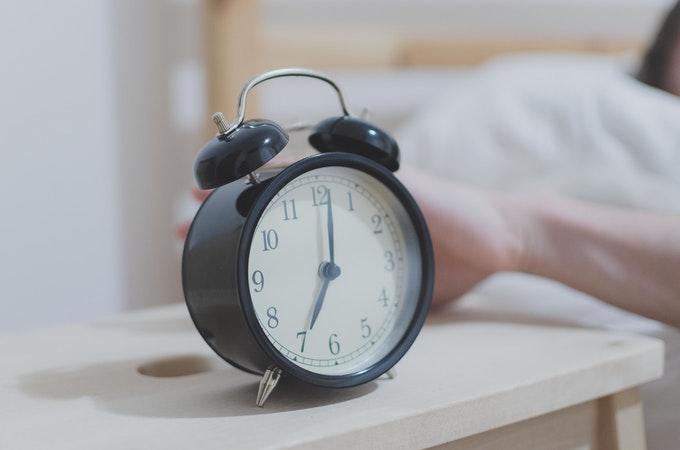 朝の目覚めがよくなる方法